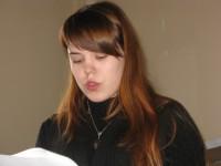 На секційному засіданні доповідає Любов Красовська