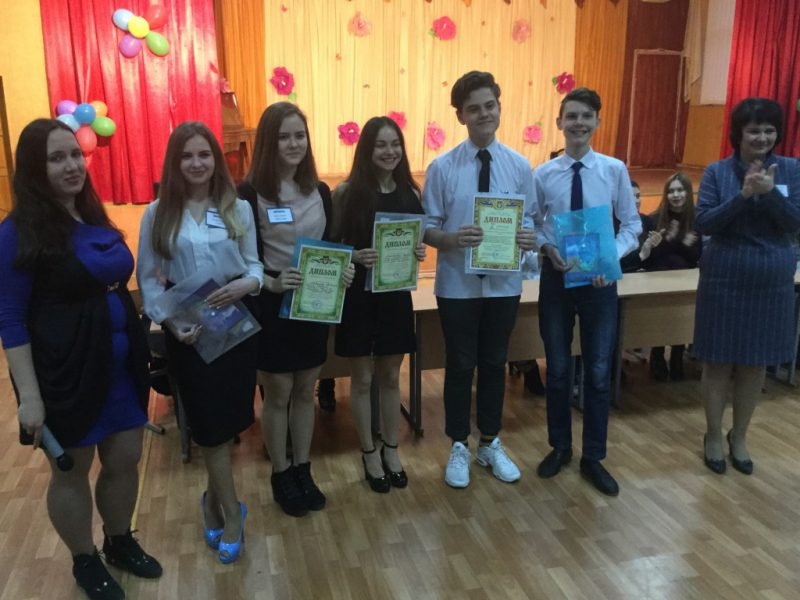 Турнір юних журналістів