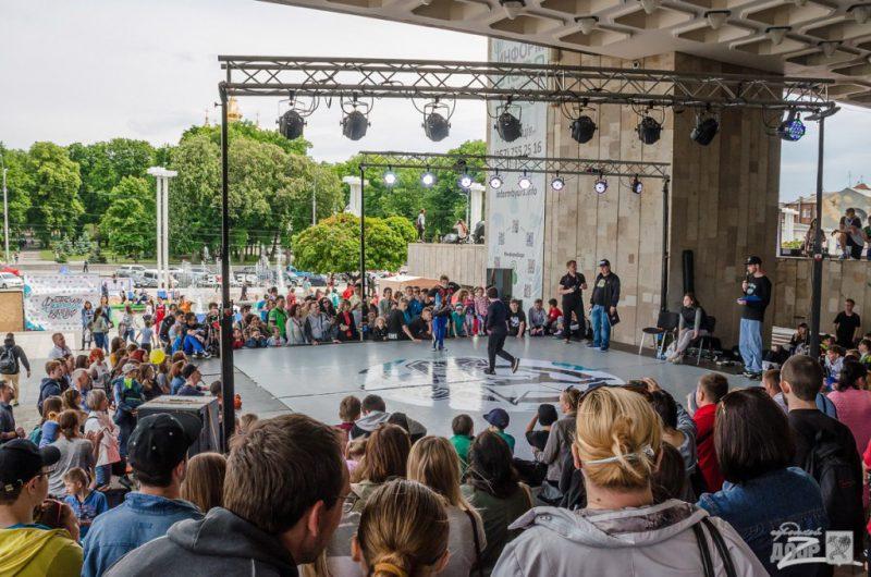 Фестиваль вуличних культур