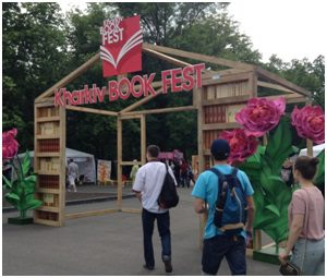 Kharkiv Book Fest